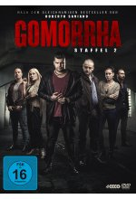 Gomorrha - Staffel 2  [4 DVDs] DVD-Cover