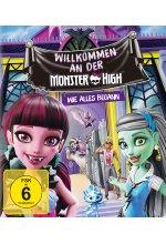 Monster High - Willkommen an der Monster High - Wie alles Begann