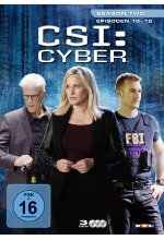 CSI: Cyber - Season 2.2  [3 DVDs] DVD-Cover