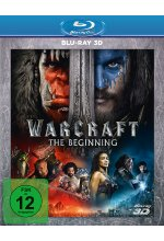 Warcraft: The Beginning Blu-ray 3D-Cover