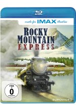 Rocky Mountain Express Blu-ray-Cover