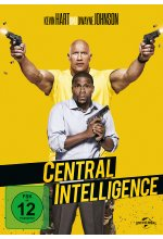 Central Intelligence DVD-Cover