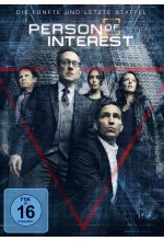 Person of Interest - Staffel 5 [3 DVDs]