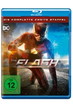 The Flash - Die komplette 2. Staffel [4 BRs]