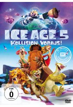 Ice Age 5 - Kollision voraus! DVD-Cover