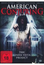 American Conjuring - The Linda Vista Project DVD-Cover