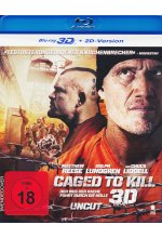 Caged To Kill - Uncut  (inkl. 2D-Version) Blu-ray 3D-Cover