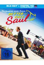 Better Call Saul - Die komplette zweite Staffel  [3 BRs] Blu-ray-Cover