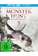 Monster Hunt Blu-ray 3D-Cover