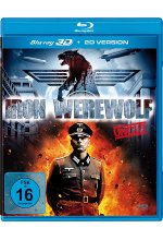 Iron Werewolf - Uncut  (inkl. 2D-Version) Blu-ray 3D-Cover