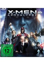 X-Men - Apocalypse Blu-ray 3D-Cover