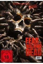 Fear the Walking Dead - Die komplette zweite Staffel - Uncut  [4 DVDs] DVD-Cover