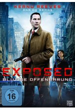 Exposed - Blutige Offenbarung DVD-Cover