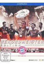 FC Bayern München - Rekordmeister Edition - Alle Titel von 1932 bis 2016 [2 BRs]