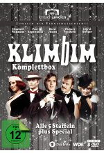 Klimbim - Komplettbox  [8 DVDs] DVD-Cover