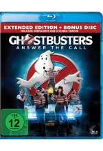 Ghostbusters - Answer The Call - Extended Cut & Kinofassung  (+ Bonus-Disc) Blu-ray-Cover