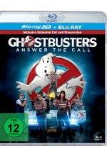 Ghostbusters - Answer The Call - Extended Cut & Kinoversion  (+ Blu-ray) Blu-ray 3D-Cover