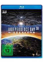 Independence Day 2 - Wiederkehr Blu-ray 3D-Cover