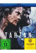 Legend of Tarzan Blu-ray-Cover