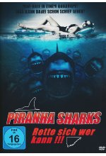 Piranha Sharks DVD-Cover