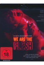 We Are The Flesh Blu-ray-Cover