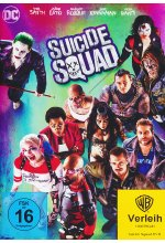 Suicide Squad DVD-Cover