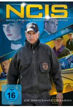 NCIS - Naval Criminal Investigate Service/Season 13  [6 DVDs] DVD-Cover