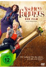 Absolutely Fabulous - Der Film DVD-Cover
