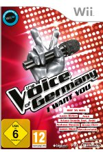 The Voice of Germany - I want you (kompatibel mit W** U) Cover