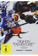 Digimon Adventure tri. Chapter 1 - Reunion