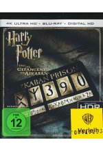 Harry Potter und der Gefangene von Askaban (4K Ultra HD) (+ Blu-ray)