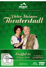 Peter Steiners Theaterstadl - Staffel 6/Fernsehjuwelen [8 DVDs]