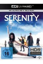 Serenity - Flucht in neue Welten (4K Ultra HD) (+ Blu-ray 2D)