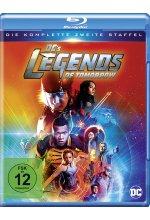 DCs Legends of Tomorrow - Die komplette 2. Staffel [3 BRs]