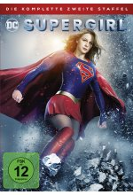 Supergirl - Die komplette 2. Staffel [5 DVDs]