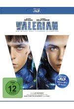 Valerian - Die Stadt der tausend Planeten (inkl. 2D-Version)