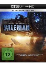 Valerian - Die Stadt der tausend Planeten (4K Ultra HD) (+ Blu-ray)