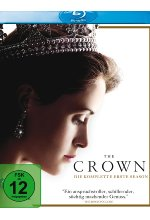 The Crown - Die komplette erste Season [4 BRs]