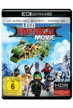 The Lego Ninjago Movie (4K Ultra HD) (+ Blu-ray)