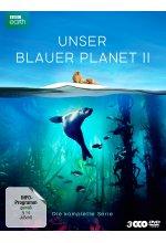 UNSER BLAUER PLANET II - Die komplette ungeschnittene Serie zur ARD-Reihe Der blaue Planet [3 DVDs]