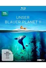 UNSER BLAUER PLANET II - Die komplette ungeschnittene Serie zur ARD-Reihe Der blaue Planet [3 BRs]