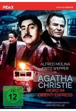 Agatha Christie: Mord im Orient-Express / Spannender Verfilmung des gleichnamigen Krimi-Bestsellers mit Starbesetzung (P