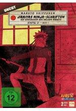 Naruto Shippuden - Staffel 21.1: Folgen 652-661 [2 DVDs]