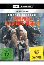 Rampage - Big Meets Bigger (4K Ultra HD)