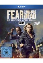 Fear the Walking Dead - Die komplette vierte Staffel - Uncut [4 BRs]