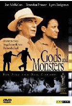 Gods and Monsters DVD-Cover