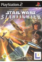 Star Wars - Starfighter Cover