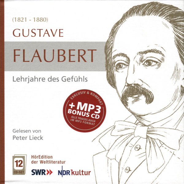 lehrjahre des gef hls gustave flaubert h rbuch mp3 als h rbuch ausleihen bei. Black Bedroom Furniture Sets. Home Design Ideas