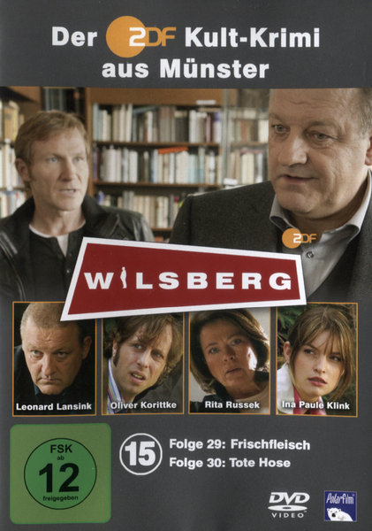 Wilsberg Serie