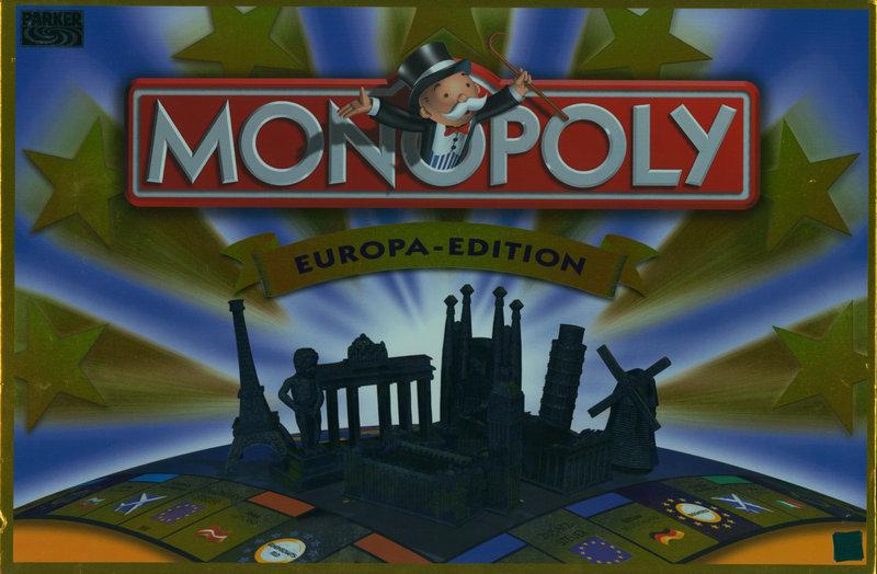Monopoly Europa Edition